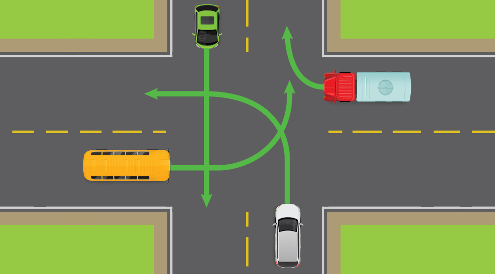 Theory Test graphic
