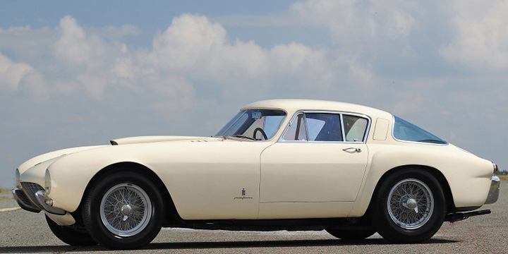 1954 Ferrari 375 MM Berlinetta by Pinin Farina