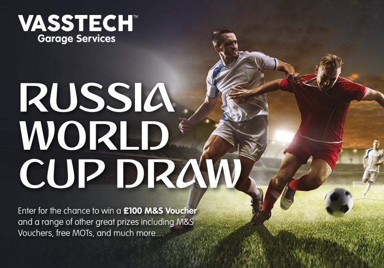 Russia World Cup Prize Draw